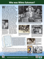 Who was Wilma Dykeman?